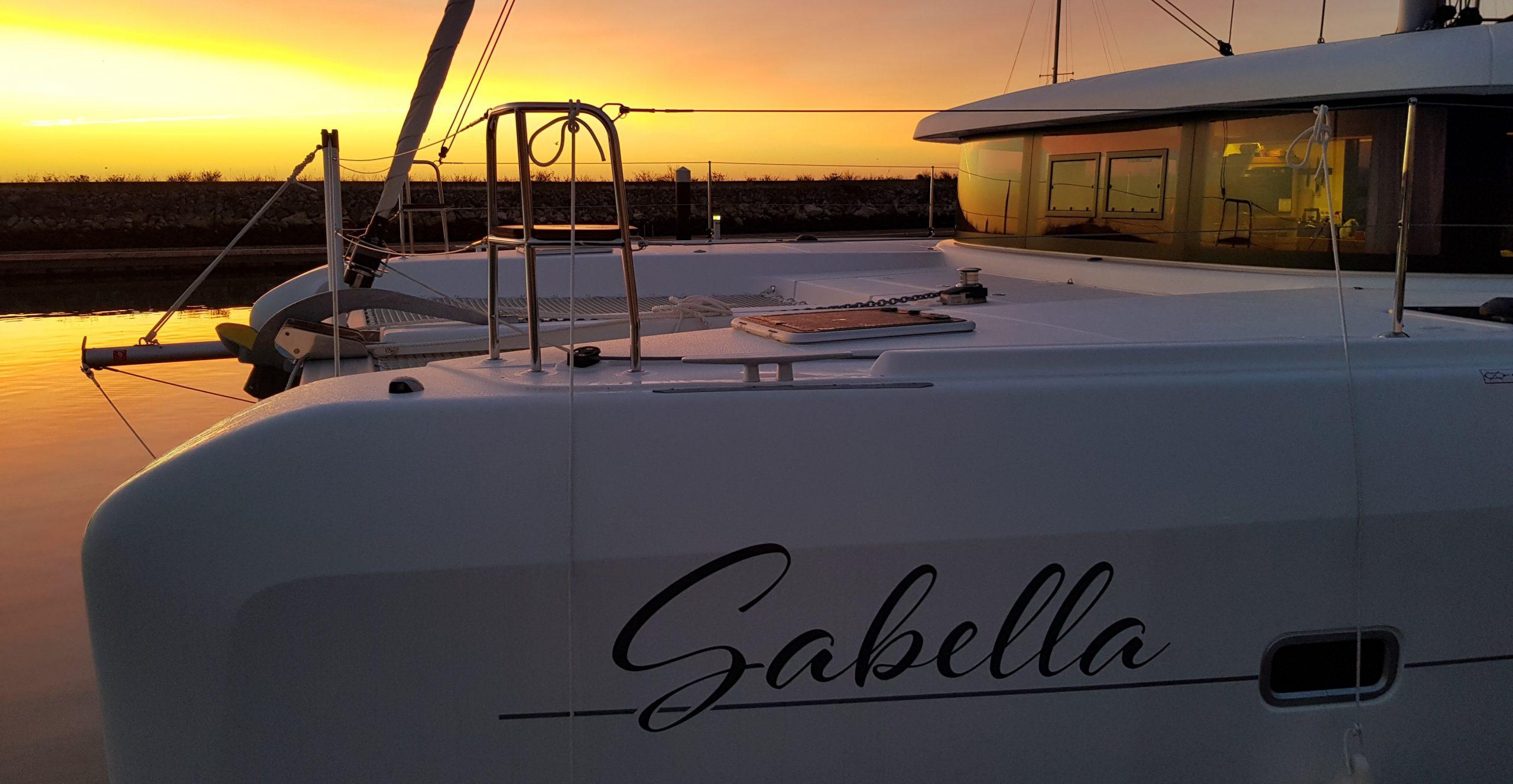 Sailing Sabella